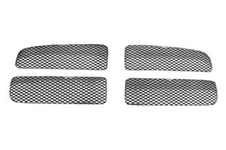 Street Scene® 950-76507 - Black Chrome Main Speed Mesh Grille