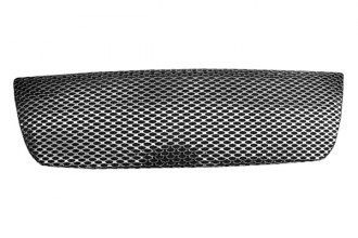 Street Scene® 950-76712 - Black and Chrome Speed Grille™ Insert