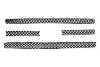 Street Scene® 950-76714 - Black Chrome Main Speed Mesh Grille