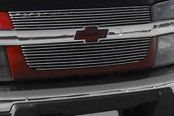 Street Scene® - 4mm Polished Billet Grille