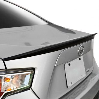 Street Scene® - Rear Trunk Lip Spoiler (Unpainted)
