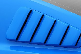 Street Scene® - Side Window Louvers