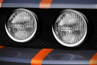 Street Scene® - Chrome Headlight Bezels