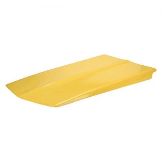 Street Scene® - Early Z Style Fiberglass Hood Scoop (Unpainted)