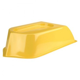 Street Scene® - Sprint Car Large Style Fiberglass Hood Scoop