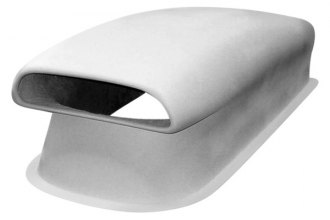 Street Scene® - High Dual Quad Style Hood Scoop