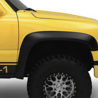 Street Scene® - Box Style Polyurethane Front and Rear Fender Flares