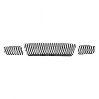 Street Scene® - 3-Pc Speed Series Satin Mesh Bumper Grille