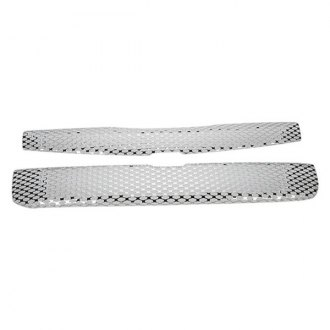 Street Scene® - 2-Pc Speed Series Chrome Mesh Main Grille