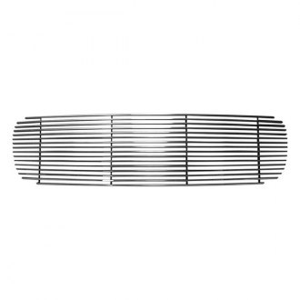 Street Scene® - 1-Pc Polished 4mm Billet Grille