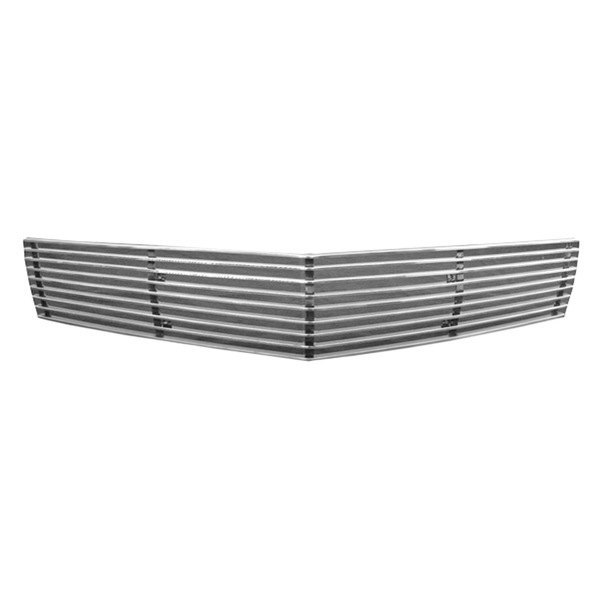 Street Scene® - Polished 4mm Billet Main Grille