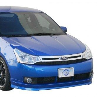 2008 Ford Focus Bumper Lips At Carid Com
