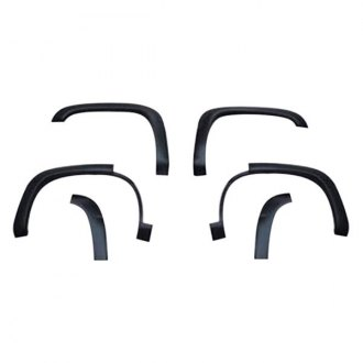 Street Scene® - Polyurethane Front and Rear Fender Flares (Unpainted)