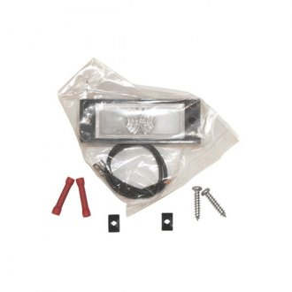 Street Scene® - Flip-Up Style License Plate Kit Replacement Light Kit