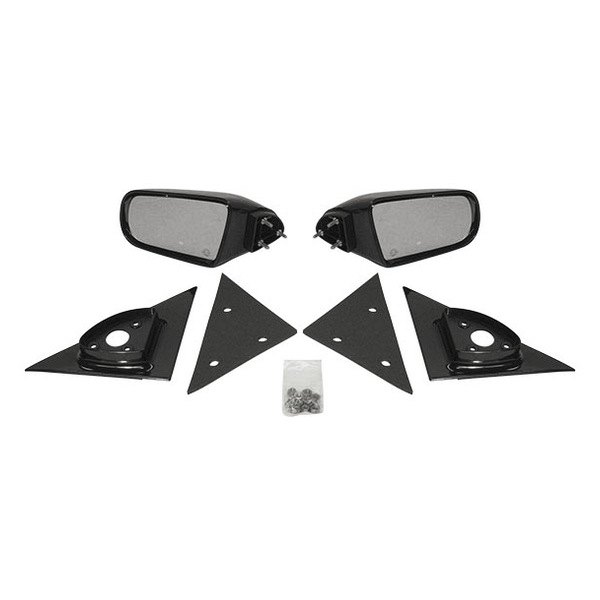 Street Scene® - Cal-Vu™ Sport Driver and Passenger Side Manual Custom Mirrors