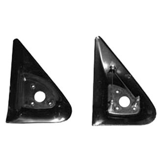 Street Scene® - Driver and Passenger Side Custom Mirror Replacement Plates