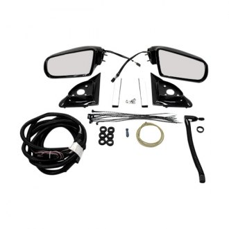 Street Scene® - Cal-Vu™ Street Smart™ Style ABS Plastic Manual to Electric Mirrors Conversion Kit