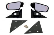 Street Scene® - Cal-Vu™ Manual Mirrors Conversion Kit with Rear Facing Signal