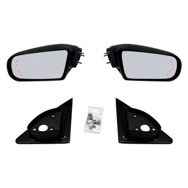 Street Scene® - Cal-Vu™ Driver and Passenger Side Manual Custom Mirrors