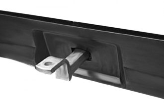 Street Scene® - Class 3 Hidden Street Trailer Hitch with Receiver Opening