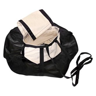 Stroud Safety® - Black Launcher Chute Bag
