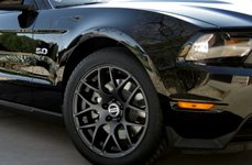 SUMITOMO® - HTR Z II Tires on Ford Mustang