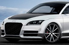 SUMITOMO® - HTR Z III Tires on Audi TT