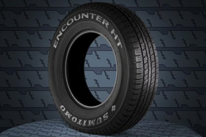 SUMITOMO® ENCOUNTER HT Tire Review (Full HD)