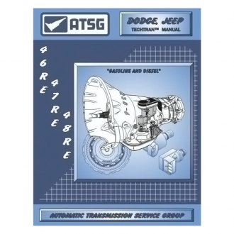 Sun Coast® - 46RE/47RE/48RE Tech Manual