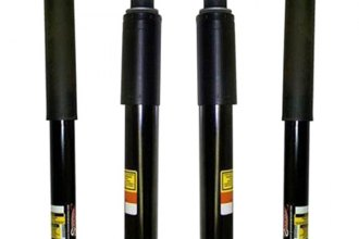 Suncore® - OEM Front and Rear Shock Absorber Set