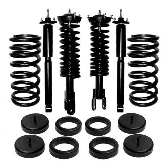 Suncore® - Front and Rear Coil Spring Conversion Kit