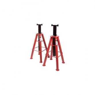 Sunex® - 10 Ton High Height Pin Type Jack Stands