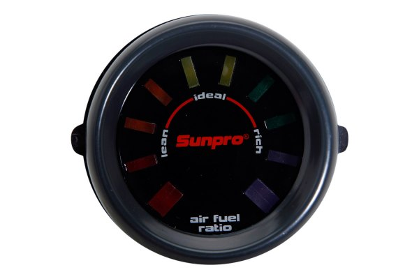 "Sunpro® - Sport ST™ 2"" Electrical Air Fuel Ratio Gauge"