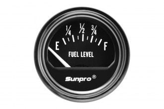 Sunpro® - Retro Line™ Replacement 2 Electrical Fuel Level Gauge