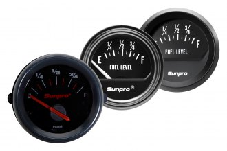 "Sunpro® - 2"" Electrical Fuel Level Gauge"