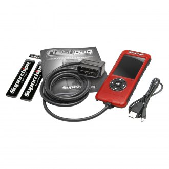 Superchips® - Flashpaq F5 Pro Series Performance Tuner