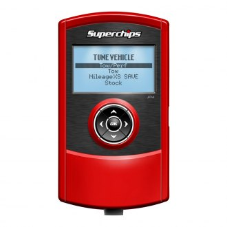 SUPERCHIPS® Flashpaq Tuner