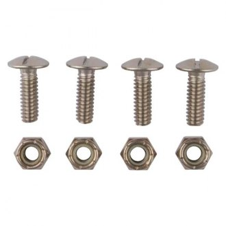 Superior Automotive® - EdgeEFFEX™ Metal License Plate Fasteners