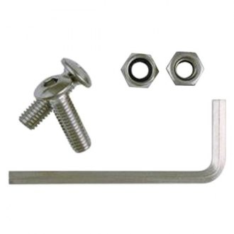 Superior Automotive® - EdgeEFFEX™ Theft Resistant License Plate Fasteners