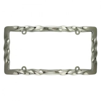 Superior Automotive® - EdgeEFFEX™ Twist Style License Plate Frame