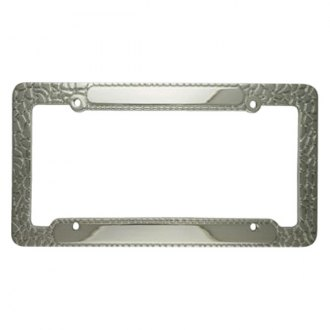 Superior Automotive® - EdgeEFFEX™ Nugget Style License Plate Frame