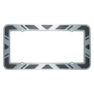 Superior Automotive® - EdgeEFFEX™ License Plate Frame