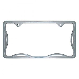 Superior Automotive® - EdgeEFFEX™ Designer/Wave License Plate Frame