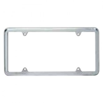 Superior Automotive® - EdgeEFFEX™ Perimeter Chrome License Plate Frame