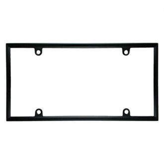Superior Automotive® - EdgeEFFEX™ Award Continental Style License Plate Frame