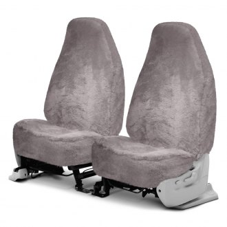 Superlamb® - Superfit Solid High Back Seat Covers