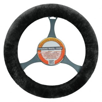 Superlamb® - Luxury Fleece Steering Wheel Cover