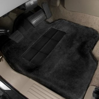 Superlamb® - Tailormade Sheepskin 1st Row Floor Mats with Heel Pad