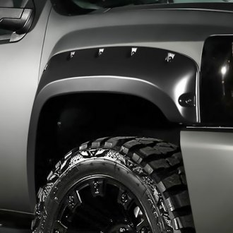 Superlift® - Bolt Style Front and Rear Fender Flares