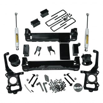 "Superlift® - 4.5"" x 4.5"" Standard Front and Rear Suspension Lift Kit"